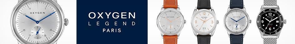 Oxygen Watches