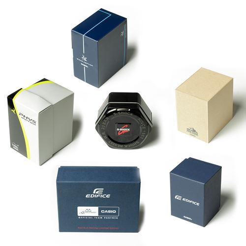 Official Casio presentation box