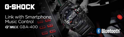 Casio - Montres bluetooth
