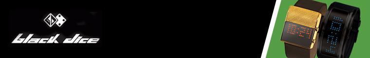 Black Dice Banner Logo