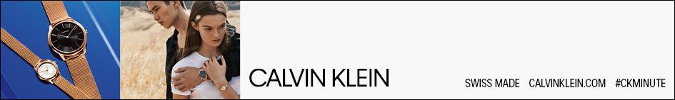 Montres Calvin Klein