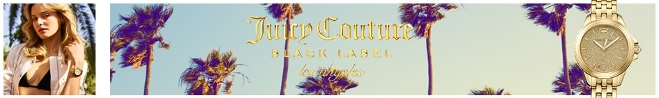 Juicy Couture Banner Logo