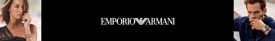 Emporio Armani Banner Logo