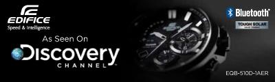 Casio – Edifice – Armbanduhren