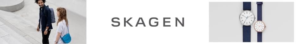 Skagen Banner Logo