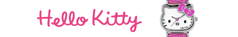 Uhren von Hello Kitty
