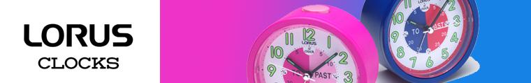 Lorus Clocks Watches