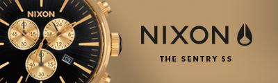 Nixon The Sentry Uhren