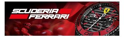Montres Scuderia Ferrari