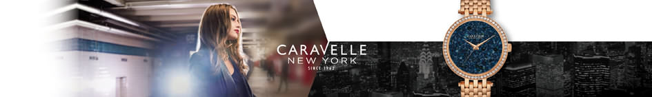 Caravelle New York Watches