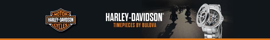Montres Harley Davidson