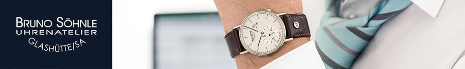Uhren von Bruno Sohnle
