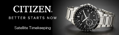 Citizen - Montres Satellite Wave