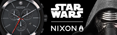 Nixon Star Wars Uhren