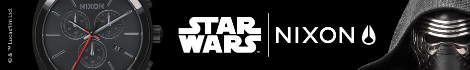 Nixon Star Wars Uhren