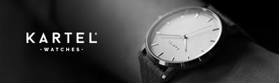 Kartel Lewis Uhren
