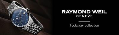 Raymond Weil - Montres Freelancer