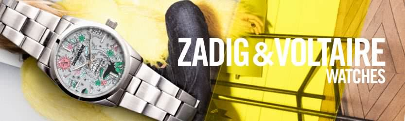 Zadig And Voltaire Uhren