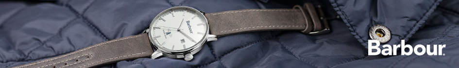 Barbour - Montres Whitley