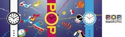 Swatch - Montres POP