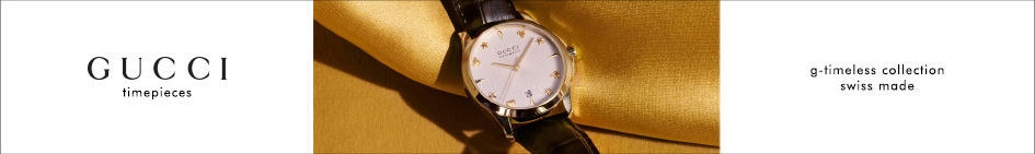 Gucci  - Montres G Timeless
