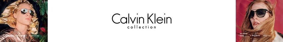 Collection de lunettes de soleil Calvin Klein