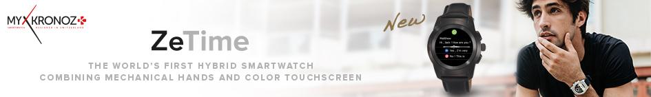MyKronoz Watches
