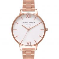 Ladies Olivia Burton Big Dial Bracelet Watch