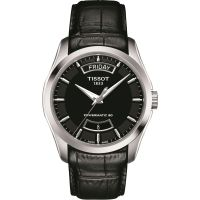 homme Tissot Couturier Powermatic 80 Watch T0354071605102