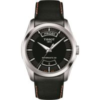 homme Tissot Couturier Powermatic 80 Watch T0354071605103
