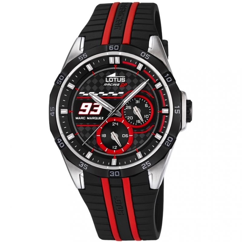 Mens Lotus Marc Marquez Watch L18259/3