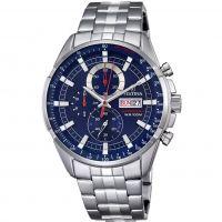 Herren Festina Chrono Chronograph Watch F6844/3