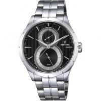 Mens Festina Retro Watch