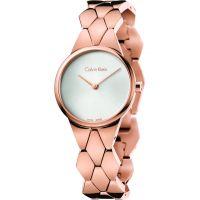 Damen Calvin Klein Snake Watch K6E23646