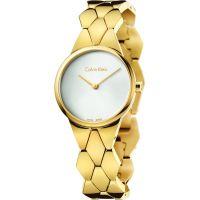 Damen Calvin Klein Snake Watch K6E23546