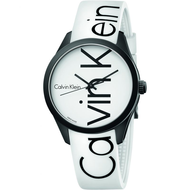 Ladies Calvin Klein Colour Watch K5E51TK2