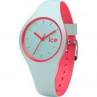 Femmes Ice-Watch Duo Mint-Corail Montre