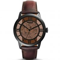 homme Fossil Townsman Automatic Watch ME3098