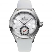 Alpina Horological Smartwatch Damklocka Vit AL-285STD3C6