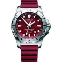 Herren Victorinox Schweizer Militär INOX Professionell Taucher Uhren