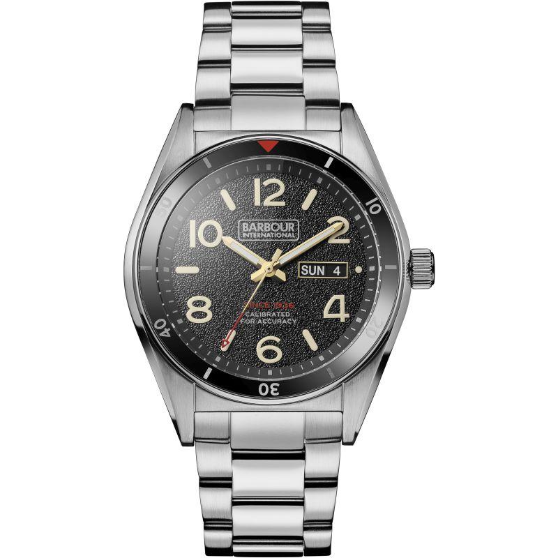 Herren Barbour Kenton Watch BB054SL