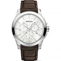 Mens Rodania Swiss Chic Classics Chronograph Watch