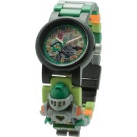 Childrens LEGO Nexo Knights Aaron Minifigure Link Watch