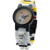 Childrens LEGO Star Wars Stormtrooper Minifigure Link Watch