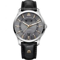 homme Maurice Lacroix Pontos Day-Date Watch PT6358-SS001-331-1