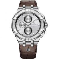 Herren Maurice Lacroix Aikon Chronograph Watch AI1018-SS001-130-1
