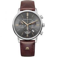 Herren Maurice Lacroix Eliros Chronograph Watch EL1098-SS001-311-1