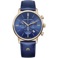 Herren Maurice Lacroix Eliros Chronograph Watch EL1098-PVP01-411-1