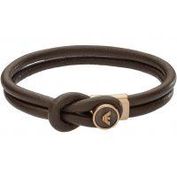 Herren Emporio Armani Rose vergoldet Armband