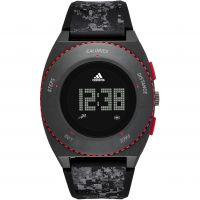 Unisexe Adidas Performance Sprung Alarme Chronographe Montre